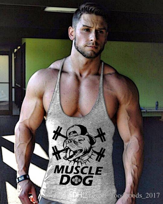 How To Pick Up Chick Stringer Bodybuilding Y Back Funny Tank Top Gym Training US