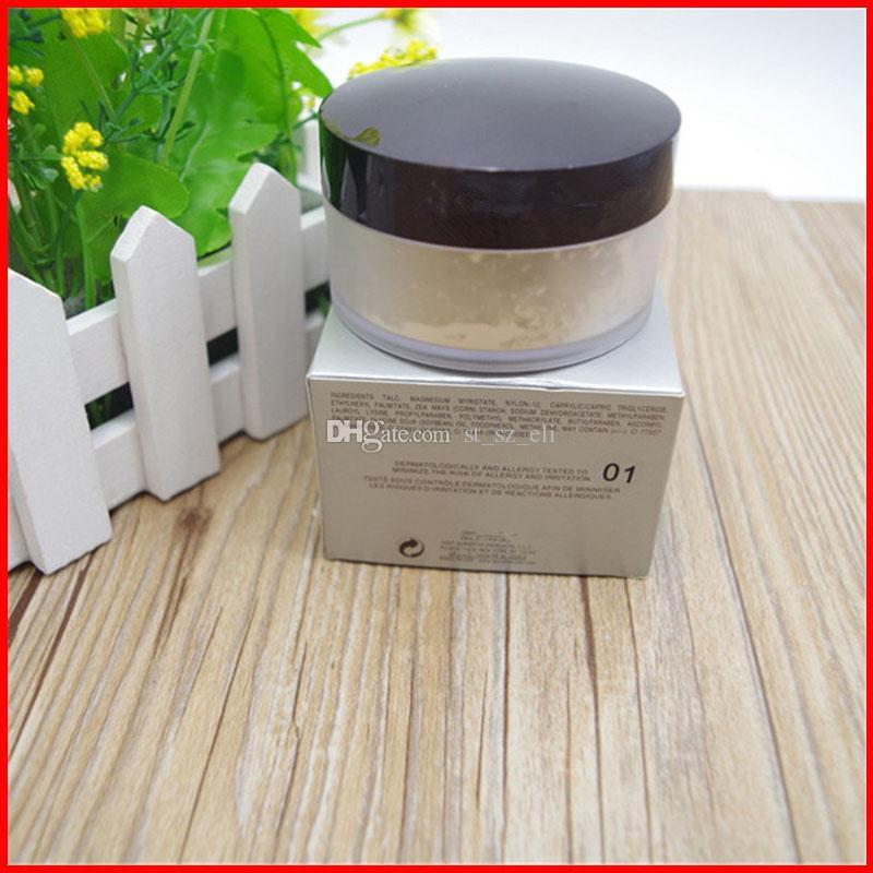 Laura Mercier Foundation Loose Setting Powder Fix Makeup Powder Min Pore Brighten Concealer 29g 2 colors