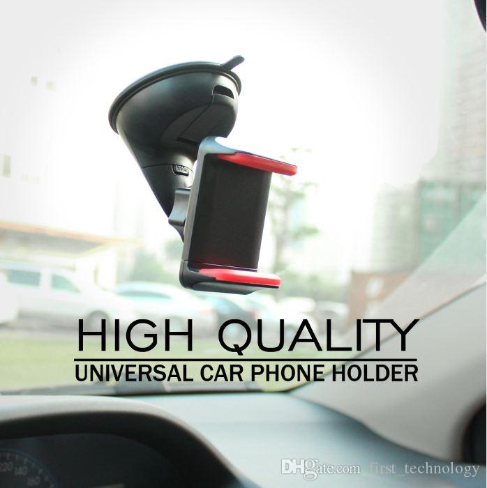 Universal Car Phone holder for Mobile phone windshield mount Cell phone holder For Iphone X 8 Samsung xiaomi