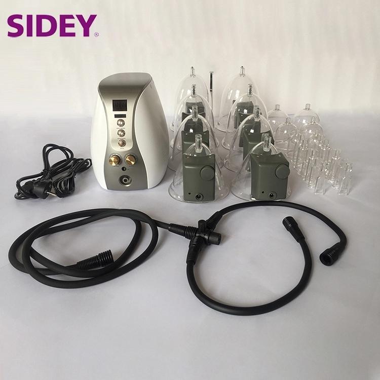 Großhandels-persönliche Schönheits-Brust-Massage-Vakuumbrustvergrößerungspumpen-Maschine für Frauen