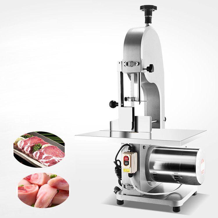 آلة قطع اللحم الكهربائية الجديدة منشار عظم اللحم المنزلي سعر آلة قطع الدجاج الأوتوماتيكية 2021 من Qihang Top 4 155 43ر س موبايل Dhgate