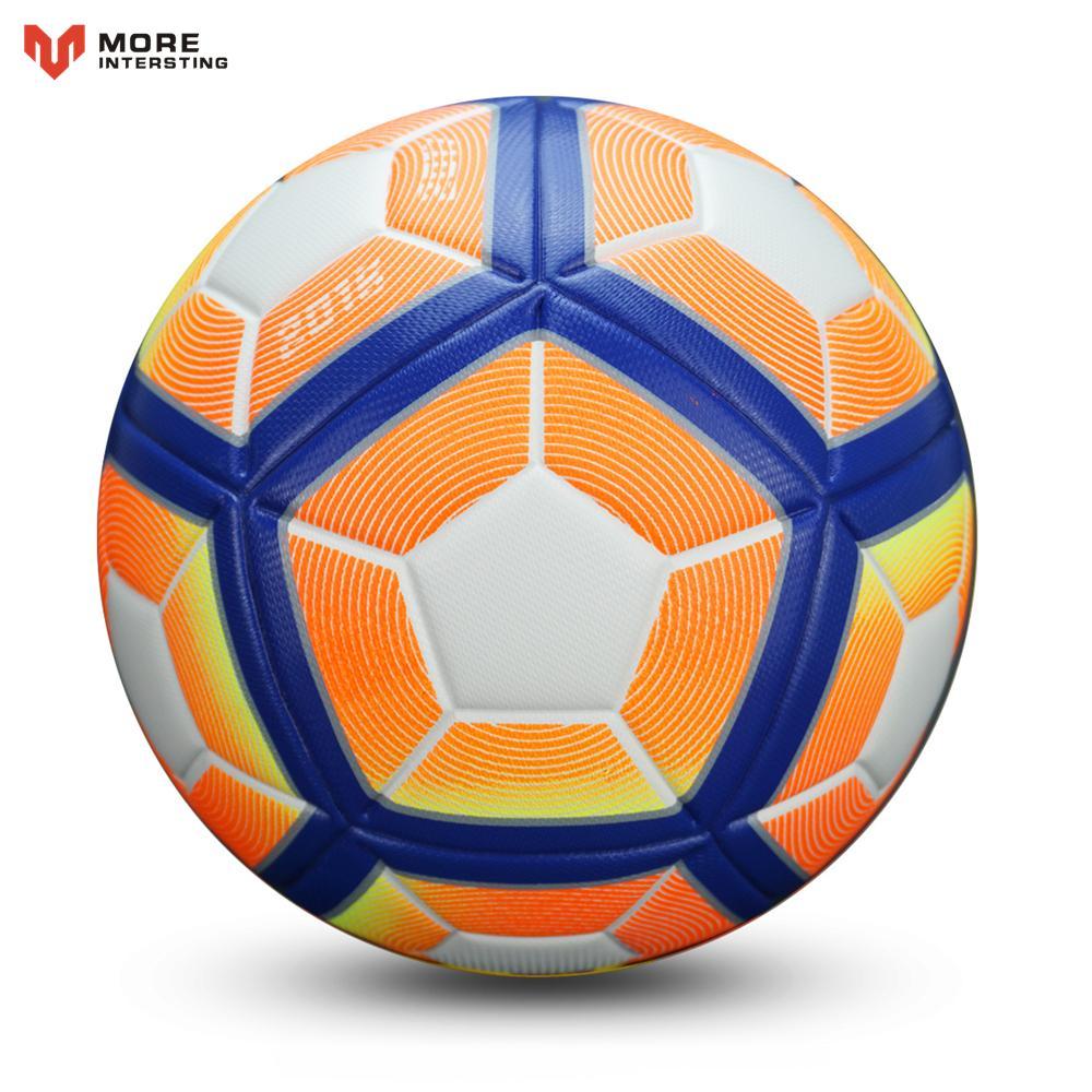 2017Hot venda Football Bola avançadas couro sintético de futebol Bolas de metas para Younger Jogos Adolescente Juventude Equipamento de treinamento