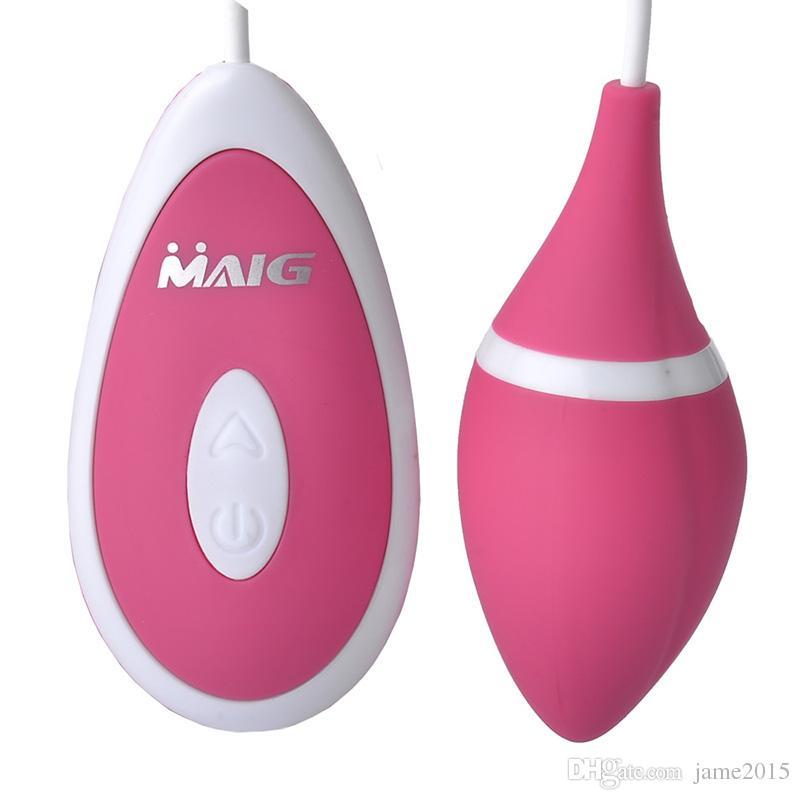 Seks Su Geçirmez 10 USB Uzaktan Kumanda Vibratör Oyuncak Şarj Edilebilir Yumurta Ürün Seks Dilsiz Kadın Frekans Silikon Jump Jllsx