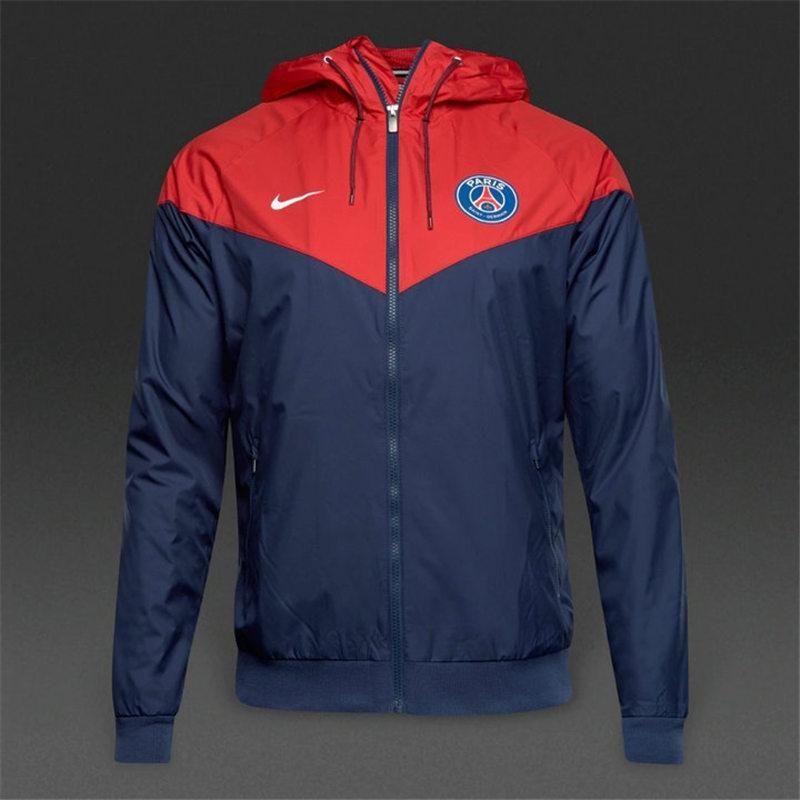 Designer Homens Casacos revestimento do outono Luxuy Windbreaker Sportswear Soccer Team Jacket printe encapuçado com Zipper Moda Roupa