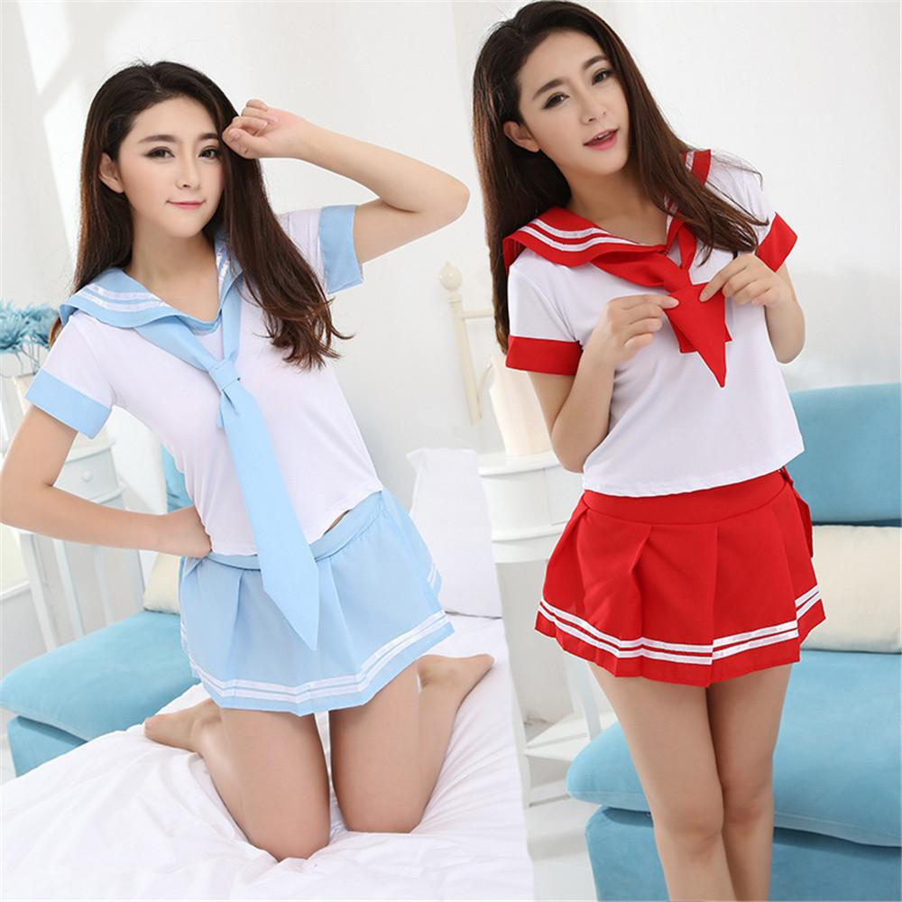 Japan and South Korea sailor suit costumes anime cosplay Sailor Moon Japan academic school female student uniforms japanese scho