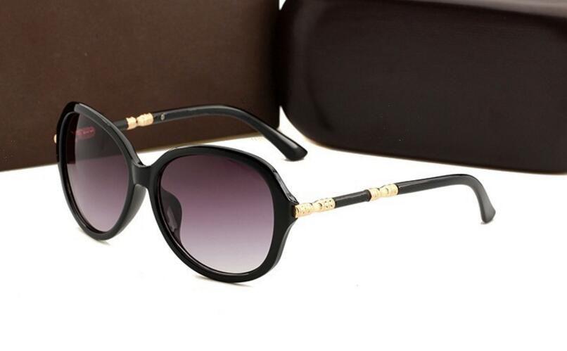 Mode Frauen 3017 Sonnenbrille Brille UV-Schutz Sonnenbrille