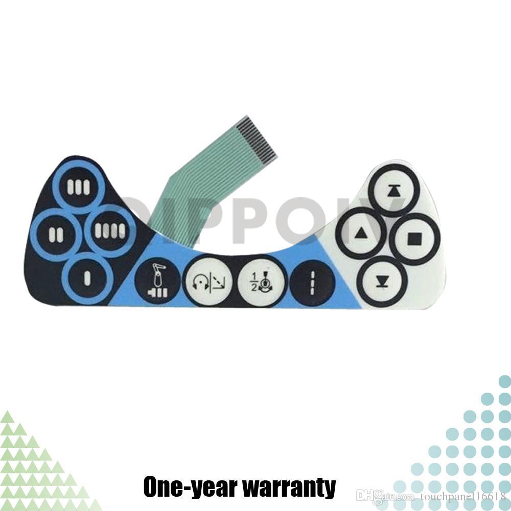 DSQC679 3HAC028357 IRC5 3HAC028357-001 Neue HMI-SPS-Tastatur Tastatur mit Folientastatur Wartungsgeräte für die industrielle Steuerung
