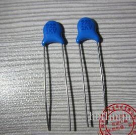 1000 sztuk 1 KV 1000 V 2.2NF 222 Kondensator ceramiczny wysokiego napięcia HV