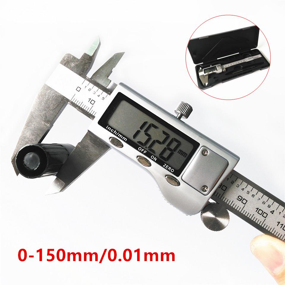 2021 Yikoda 0 150mm Electronic Fiber Vernier Caliper Gauge Tool Ruler Digital Calipers Micrometer Measuring 6 Inch Lcd Digital From Calina 8 29 71 Dhgate Com
