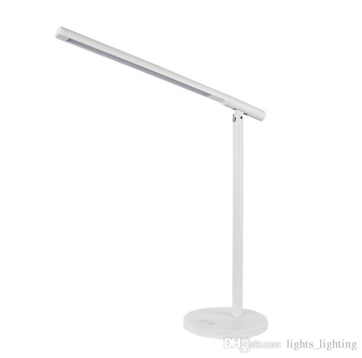 Lâmpada de mesa simples levou proteção para os olhos lâmpada de leitura de leitura de aprendizagem led folding direto da fábrica Luzes Do Livro