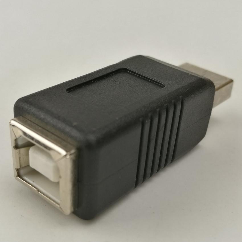 Супер скорость Тип штекер 2,0 Тип 300pcs B Женский USB 2.0 Принтер конвертер адаптер / серия