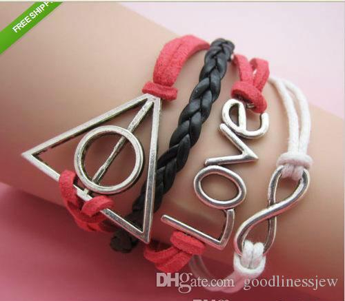 Bracciali con ciondoli Bracciali con ciondoli Bracciali con ciondoli Bracciali Infinity