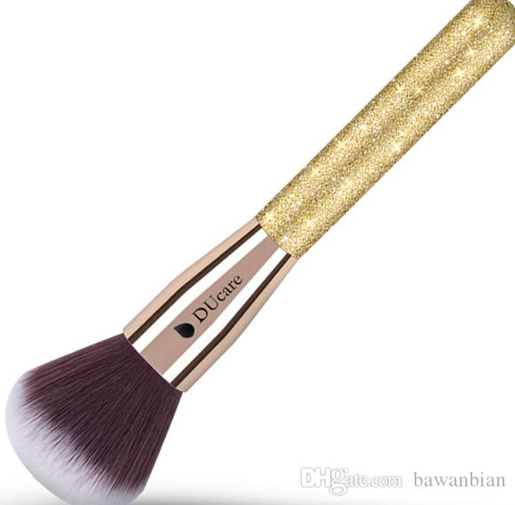 1 PC Brush Large Blush Brush Professional Makeup Brushes Super Soft Synthetic Hair Cosmetic Tools