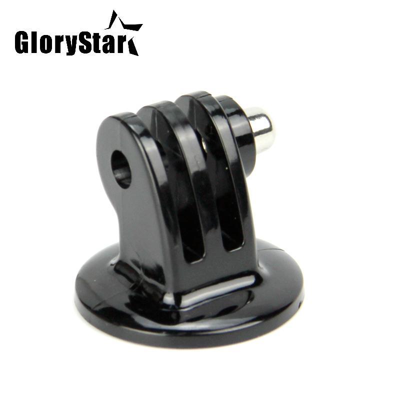 Glorystar для GoPro аксессуары мини монопод штатив держатель чехол адаптер для Go Pro Hero 5 4 3 + SJ4000 Xiaomi yi камеры