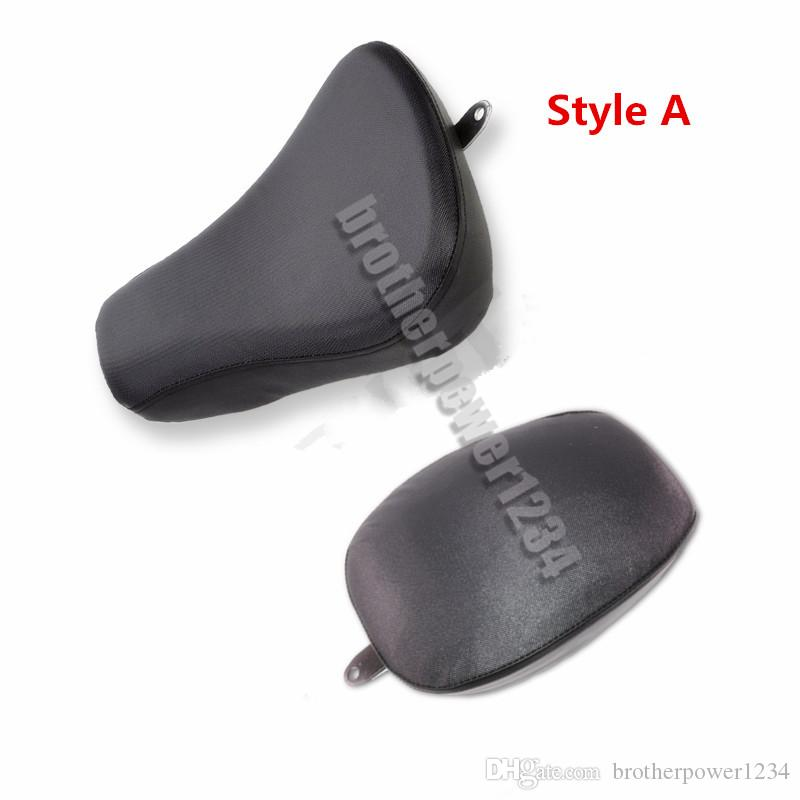 Front Driver Solo Seat Cushion For Harley Sportster XL1200 883 72 48 2010-2015 B