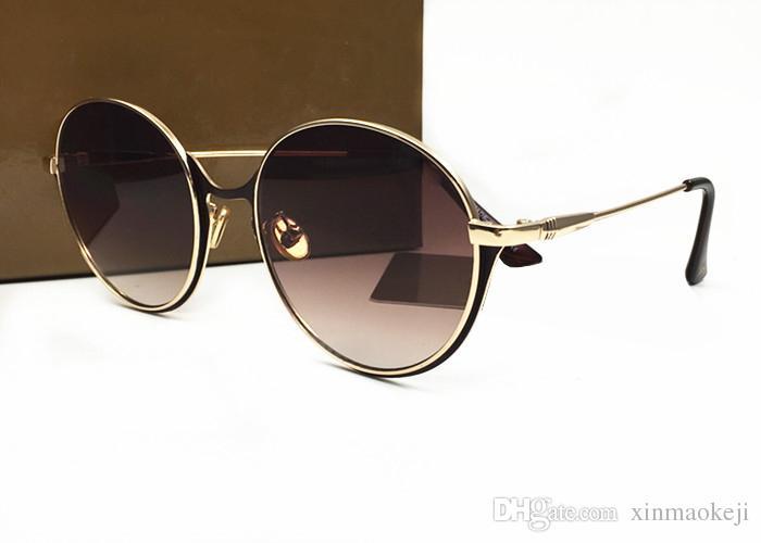 Neue Marke Designer Sonnenbrillen UV Schutz Sonnenbrillen Sommer Stil Hochwertige Outdoor Visier Brille versandkostenfrei