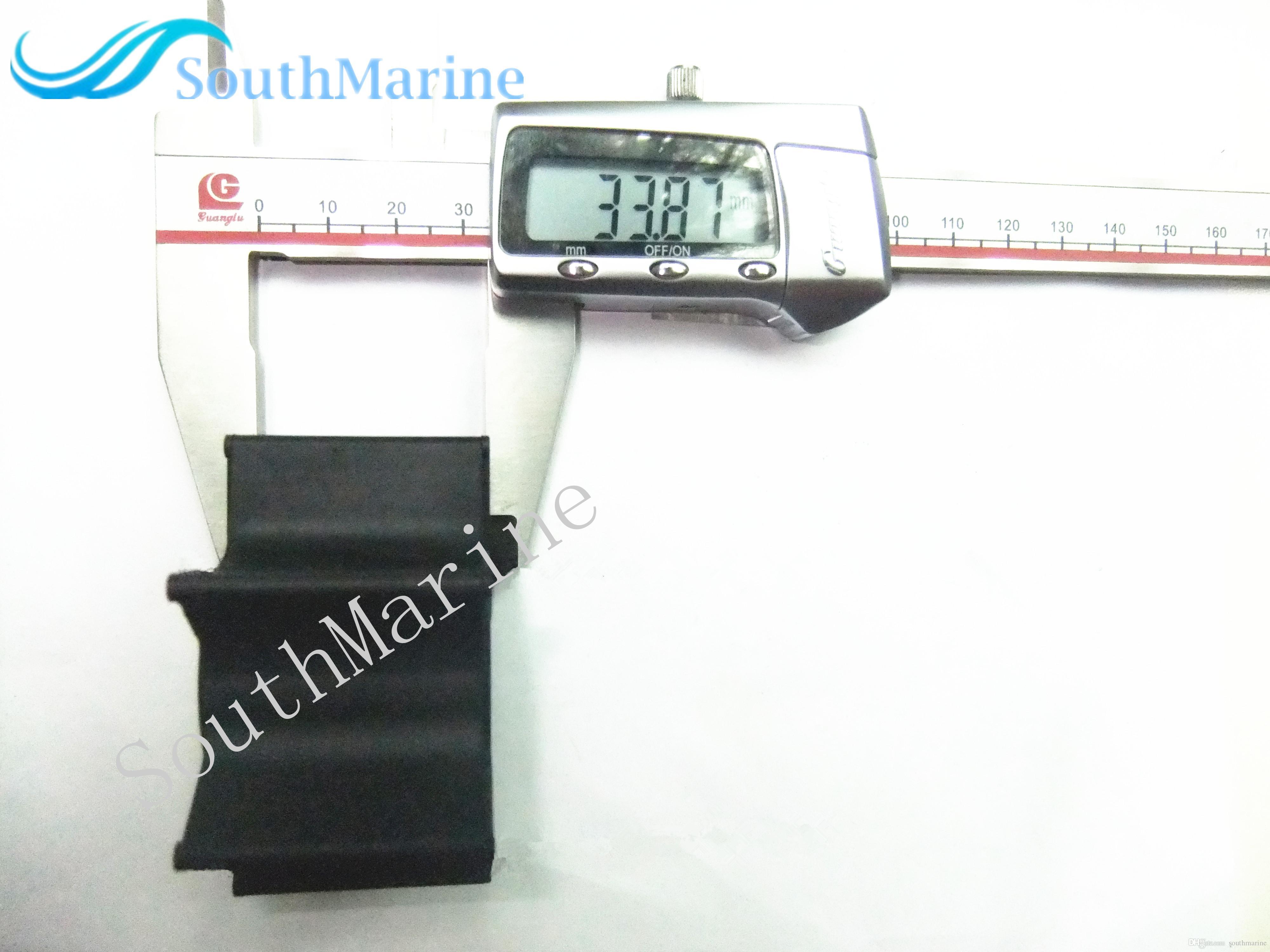 Boat Motor Water Pump Impeller 47-89984 47-80363 47-F694065 47-30221 for Mercury