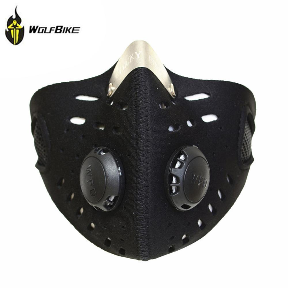 Road Mouth Anti 27 Wolfbike Dust Monida Cycling Face City From Muffle Protection Protect 2020 Sports Mask Pollution 88 Bicycle Cover