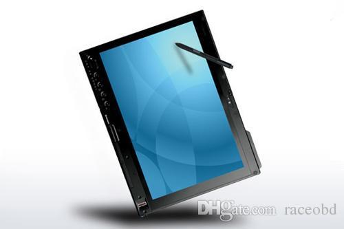 ALLDATA 1TB HDD 10.53 X201T 컴퓨터에서 잘 설치된 X201T 컴퓨터 작업 준비 4G RAM i7 CPU 노트북 모든 데이터를 터치합니다.