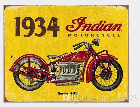 beer garage warning Motor Vintage Craft Tin Sign Retro Metal Painting Poster Bar Pub Wall Art Sticker J9