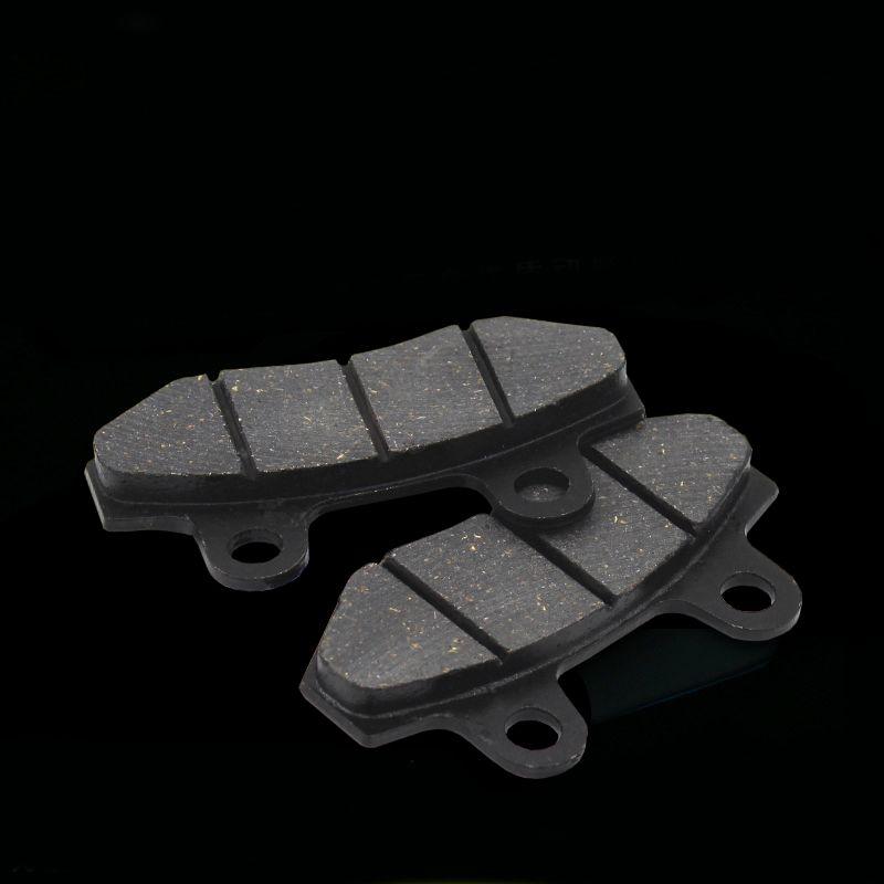 10PCS Motorcycle Parts Disc Brakes. Disc Brake Leather Shoes, Brake Pads