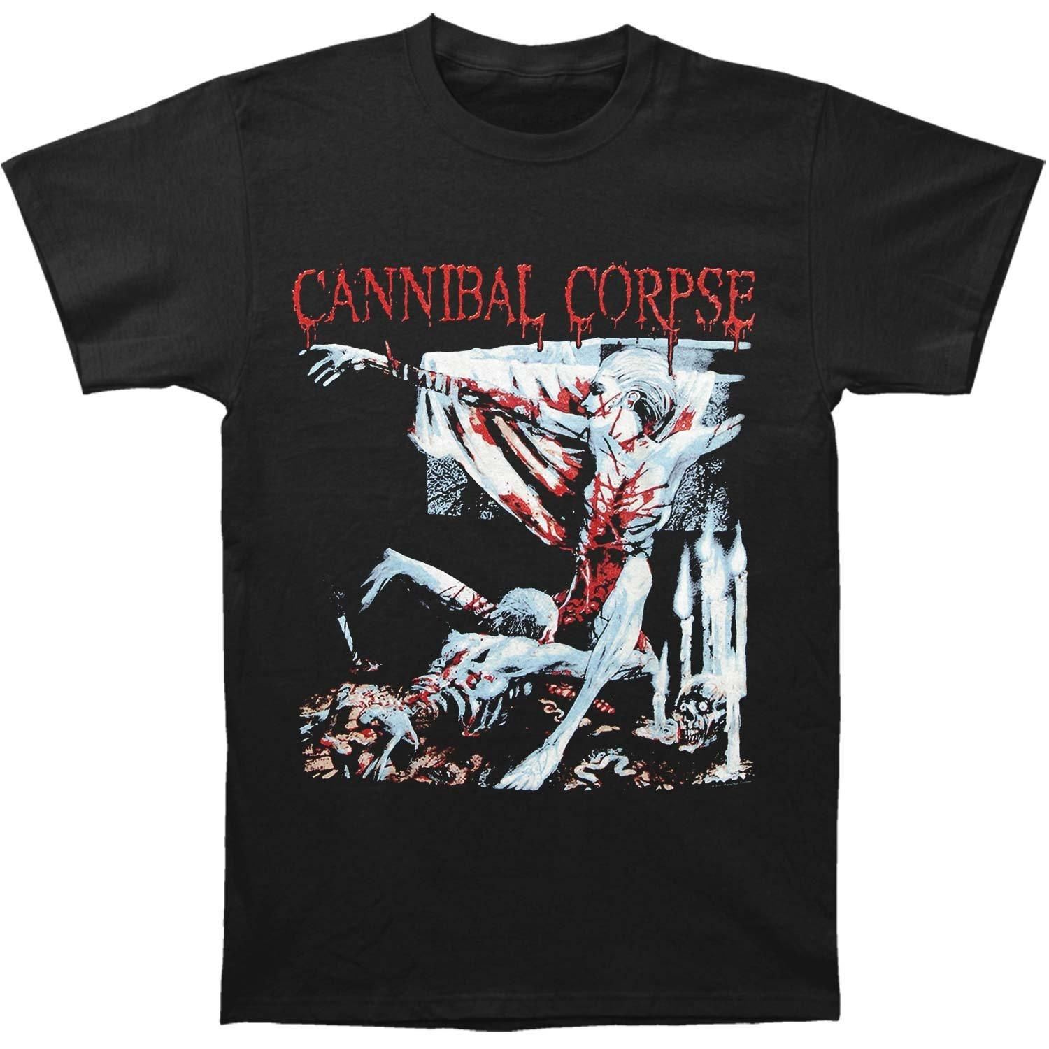 Tomb Of The Mutilated Cannibal Corpse NEW SMALL MENS LONG SLEEVE SHIRT