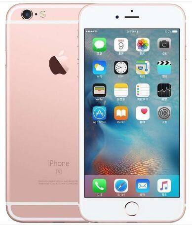 """الأصلي تجديد 6S ابل اي فون بلس دون اللمس ID 5.5 """"IOS 10 ثنائي النواة 2GB RAM 16GB كاميرا 12MP 2750mAh LTE GPS الهاتف المحمول"""