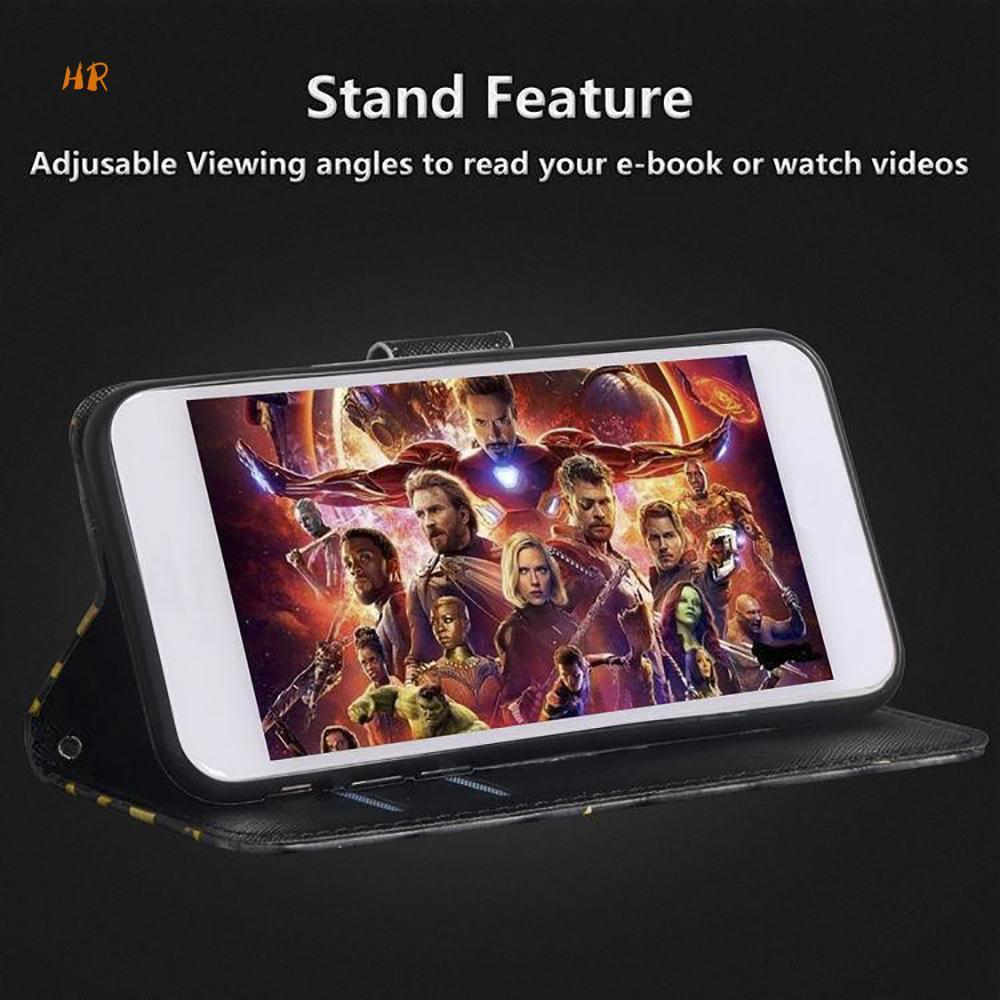 Роскошные 3D бумажник телефон Case для Huawei P20 Lite Pro Y5 искусственная кожа флип чехлы для Honor 10 9 Mate 10 Lite с подставкой DHL