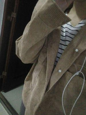 Großhandel 2018 Herbst Jacke Frauen Vintage Harajuku Mäntel Frauen Casual Langarm Jacken Damen Strickjacke Schwarz Winter Kleidung Mädchen Von
