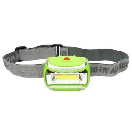 ISHOWTIENDA Wasserdichte 600LM COB Scheinwerfer Mini LED-Licht Outdoor Camping Wandern Kopf Lampe Mehrzweck mini gadget camping # 15