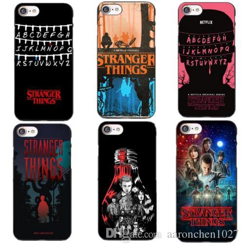 Coque iphone 5s stranger thigs