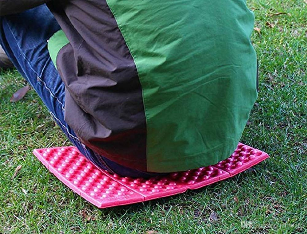 Sensational Foldable Folding Outdoor Seat Foam Eva Cushion Waterproof Chair Camping Pad Protect Your Pants From Dust And Water Plastic Patio Furniture Patio Ibusinesslaw Wood Chair Design Ideas Ibusinesslaworg