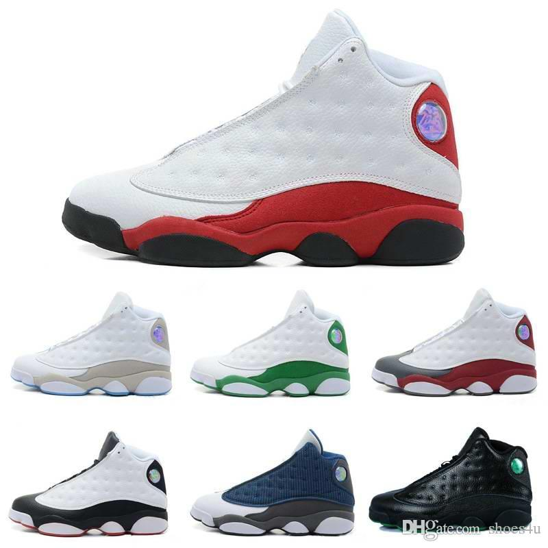 [With Box]New Drop shipping Wholesale Jumpman Cheap NEW Top Quality 13 13s mens basketball shoes sneakers running shoes For men