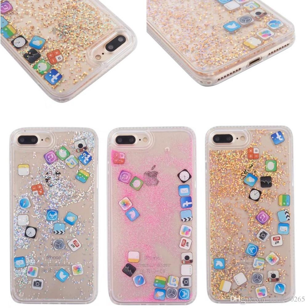 Phone Case For iphone 6S 7 8 Plus Cover