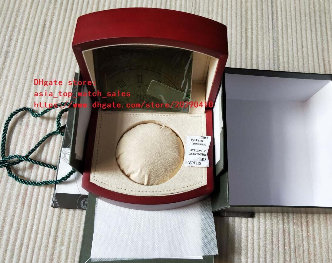 Bolso de lujo de los papeles de la caja del reloj usado 15400 15400ST 26703ST 26470OR Uso de los relojes de la suiza CAL.3120 3126 7750 suizos