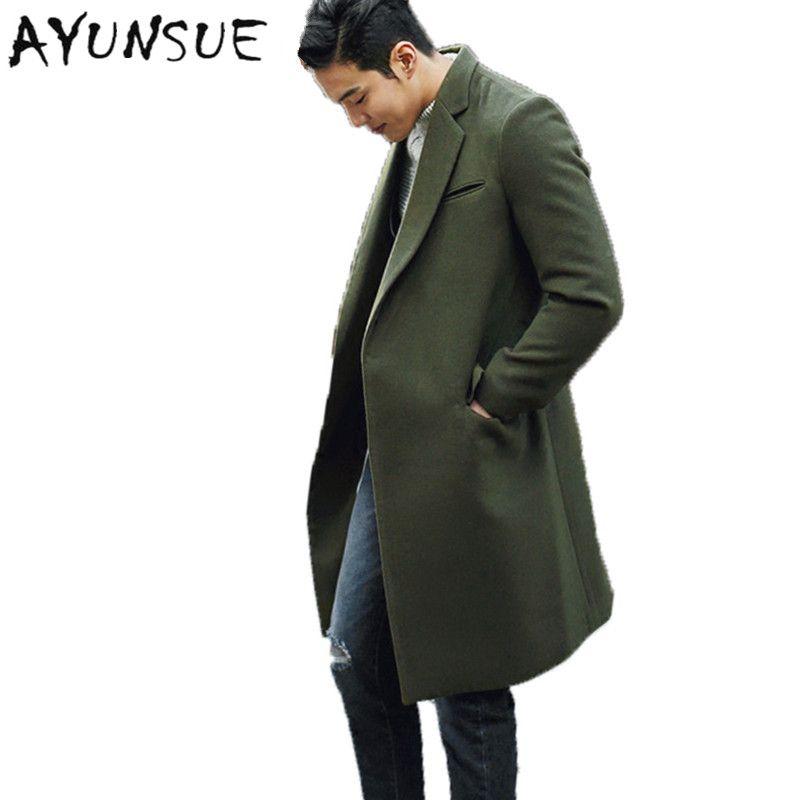 cappotto nero invernale