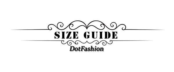 1Size Guide