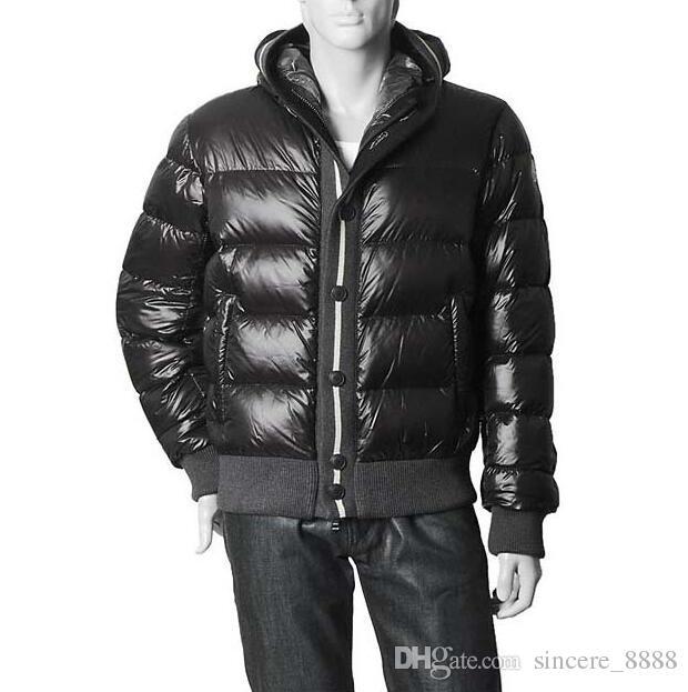 New Casual M Windproof Down Men S Down Jacket Winter Warm Coat Men Ultralight 90% Duck Down Jacket Male Windproof Parka