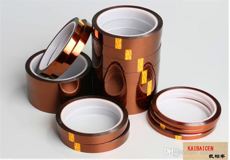 (Larghezza) 5mm / 8mm / 10mm / 15mm / 20mm / 25mm / 30mm / 40mm resistente al calore stampa a sublimazione tazza telefono custodia materiale nastro 10PCS / LOT