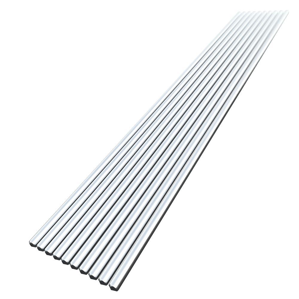 50* Low Temperature Aluminum Welding Wire Flux Core Solder Brazing Rods 330mm CA