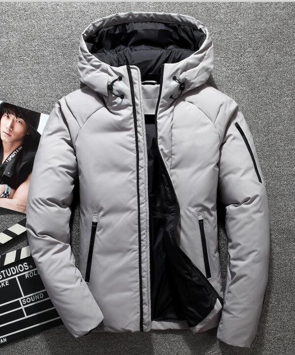 2018 New Casual Brand north Windproof Down Men Down Jacket Winter Warm Coat Men S Ultralight Duck Down Male Windproof face Parka 18051
