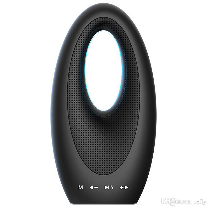 riginal Altoparlante Bluetooth senza fili Altoparlante portatile con schermo LCD / Radio FM Funzione NFC / Pulsanti a sfioramento per lettore audio musicale