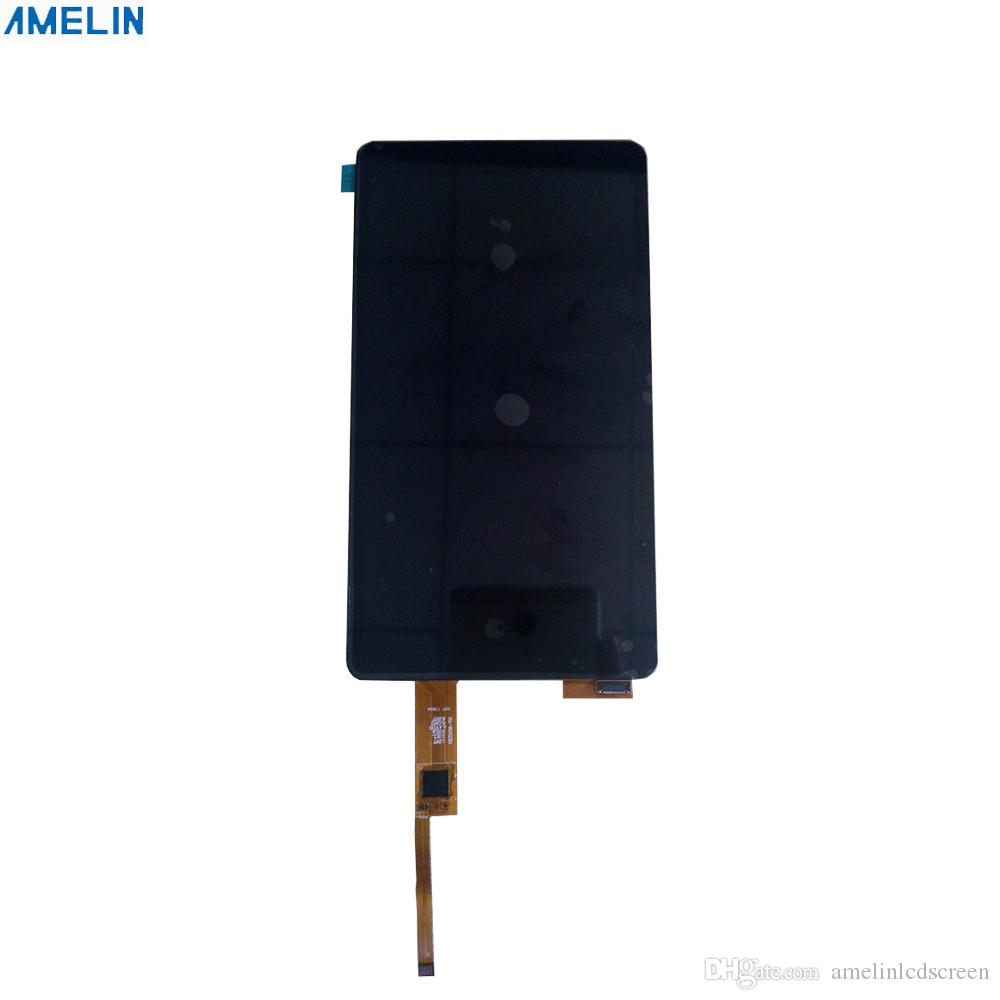 5.5 inch 720*1280 OLED lcd module touch panel with SH1386 (Sino) IC screen and MIPI interface amoled display