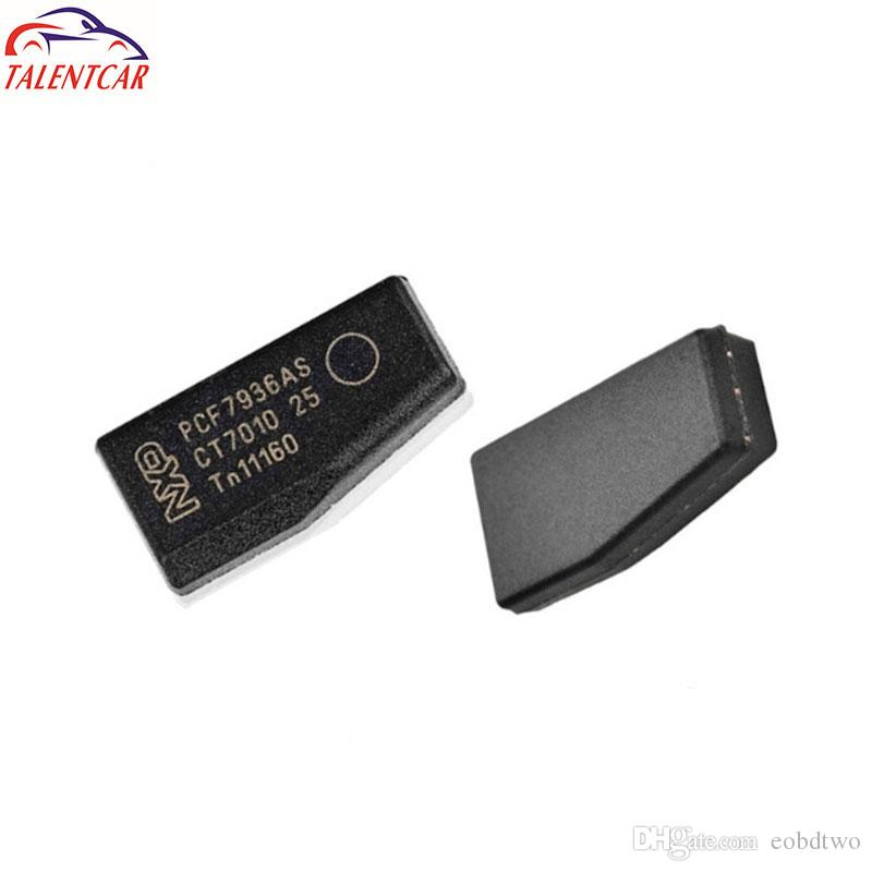 2015 Sıcak satış Yüksek Kalite PCF7936AS Transponder Çip en iyi fiyat ile 10 adet.