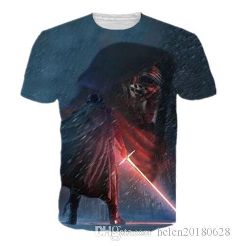 New Fashion Men/Women 3D Print Movie Character T Shirts Summer Short Sleeve Tee Shirt Hip Hop Quick Dry Clothing Tops Wholesale