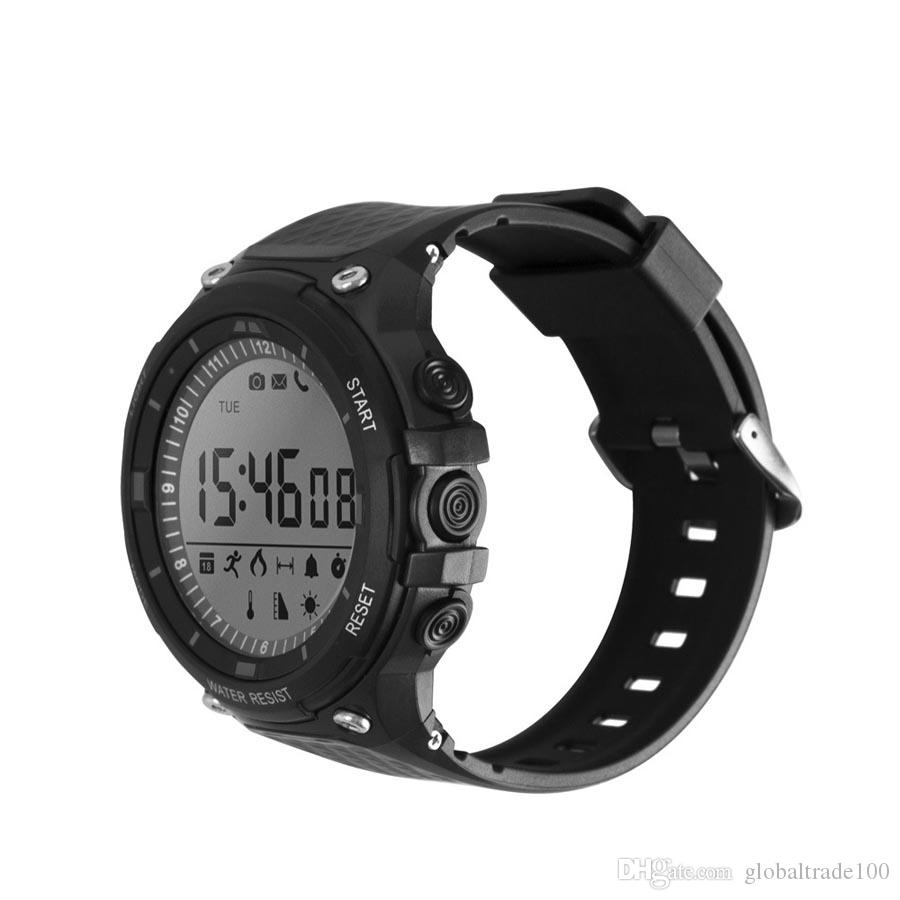 D-Watch 01D Waterproof Smart Watch Passometer Calorie Sleep Monitor Sport Stopwatch Call SMS Reminder Alarm Bluetooth Smartwatch