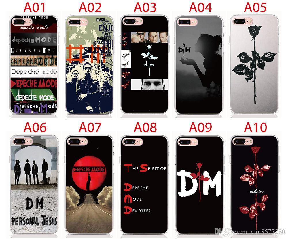 coque iphone 5 depeche mode