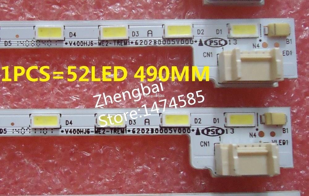 Бесплатная доставка ЖК-40V3A V400HJ6-le8 электронная няня новые светодиодные полосы V400HJ6-МЕ2-TREM1 1 шт 52LED 490ММ