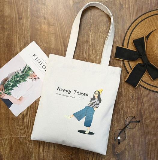 Fashion Girls Canvas Bag Simple Cute Design Students Handbag Book Pocket Portable Shopping Bag Party Gift Bag Kids Designer Purses Crossbody Purses For Girls From Piaojun2017 3 58 Dhgate Com