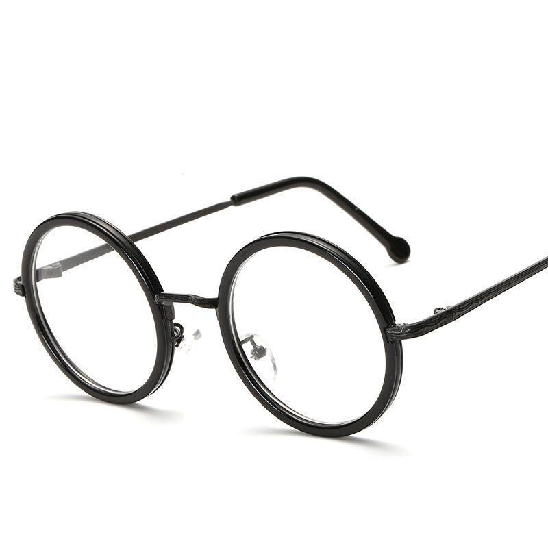 2018 mode lunettes de vue optique lunettes femmes lunettes lunettes cadre en métal + pc matériau demeo lentille grossistes / drop shipping